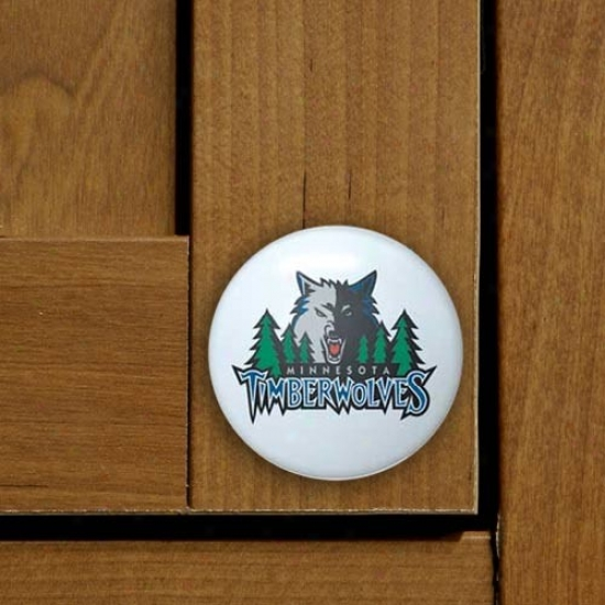Minnesota Timberwolves Team Collection  Knob