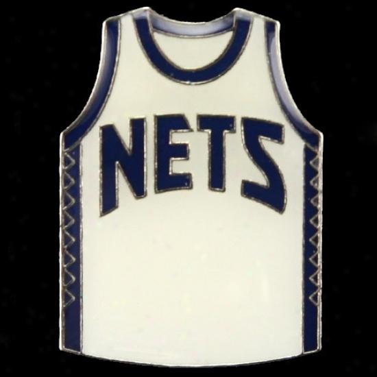 Nets Hat : Nets Team Jersey Pin