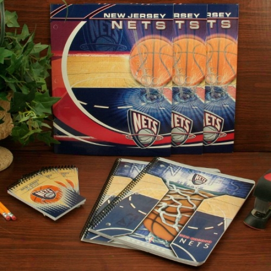 Starting a~ Jersey Nets Combo School Pack
