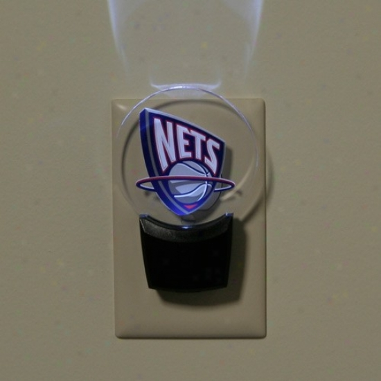 New Jersey Nets Led Darkness Light