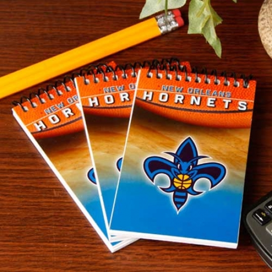 New Orleans Hornets 3-pack Team Memo Pads