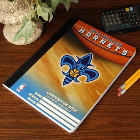 New Orleans Hornets Composition Notebook