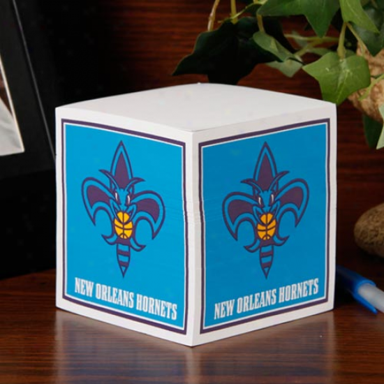 New Orleans Hornets Note Cube