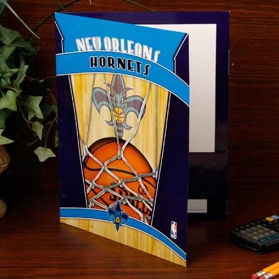 New Orleans Hornets Team Folder