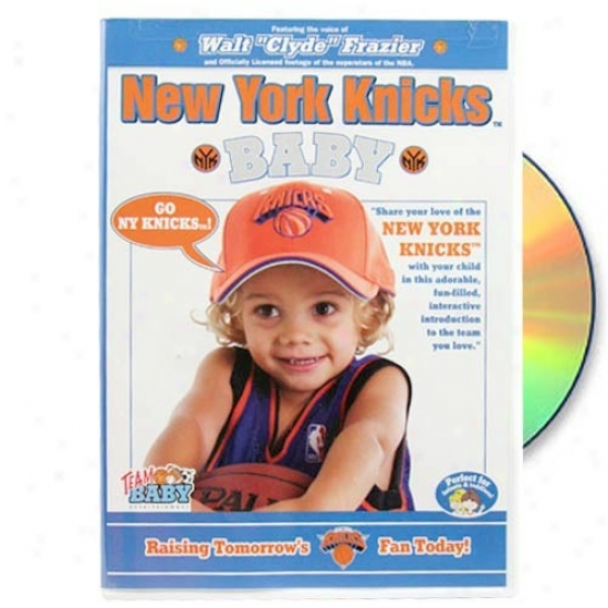 New York Knicks Baby Dvd