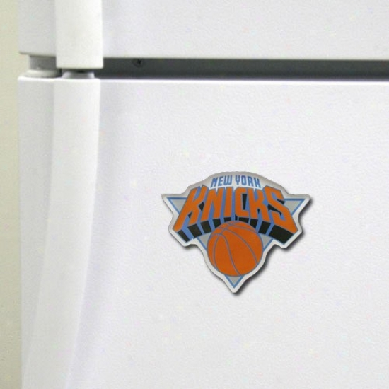 New York Knicks High Explanation  Magnet