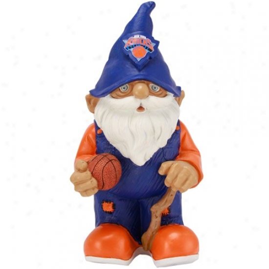 New York Knicks Mini Basketball Gnome