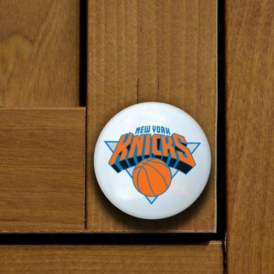 New York Knicks Team Logo Cabinet Knob