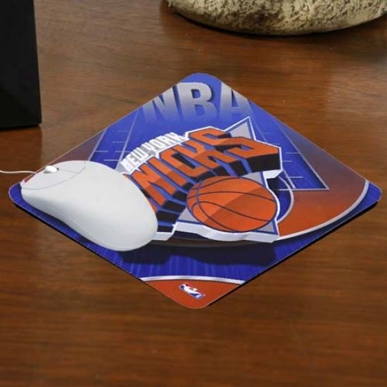 New York Knicks Team Logo Neoprene Mousepad 47366357500