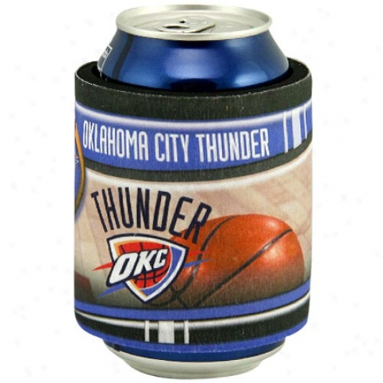 Oklahoma City Thunder Slap Envelop Can Coolie