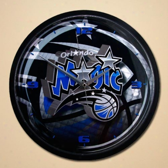 Orlando Magic 12'' Wall Clock