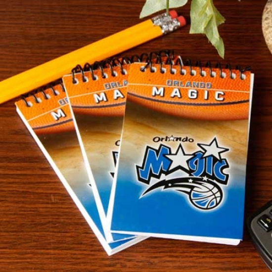 Orlando Magic 3-pack Team Memo Pads