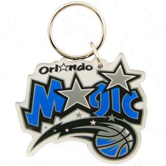 Orlando Magic High Definition Keychain