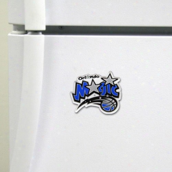 Orlando Magic High Defining Magnet
