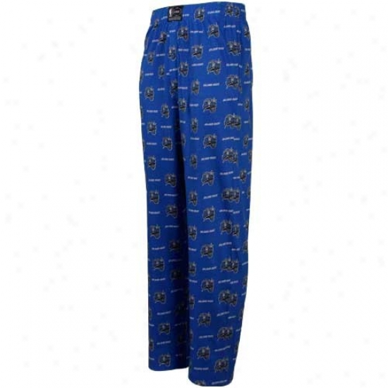 Orllando Magic Royal Blue My Team Pajama Pants