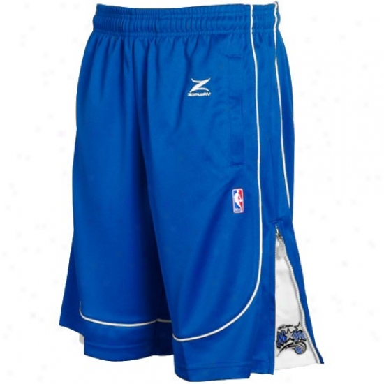 Orlando Magic Royal Blue Nba Shooter Shlrts