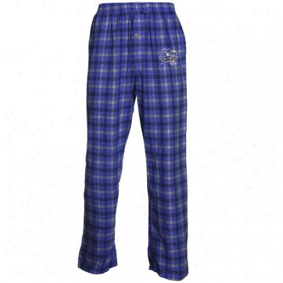Orlando Magic Royal Blue Tailgate Pajama Pants
