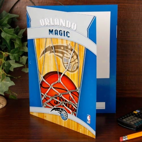 Orlando Magic Team Folder