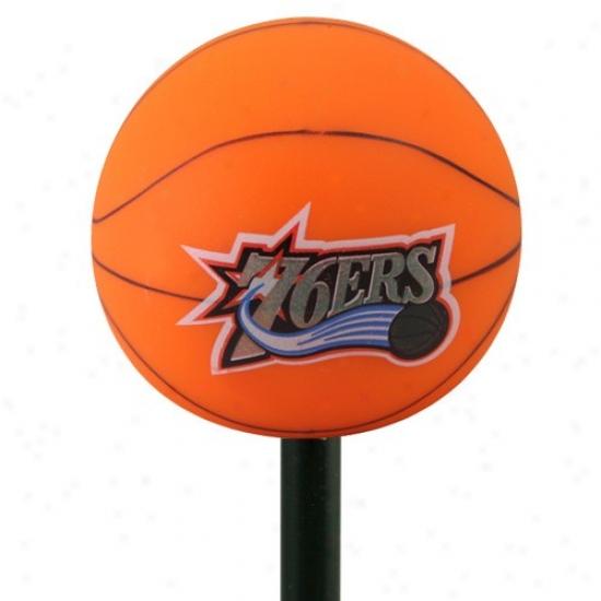 Philadelphia 76ers Basketball Antenna Topper