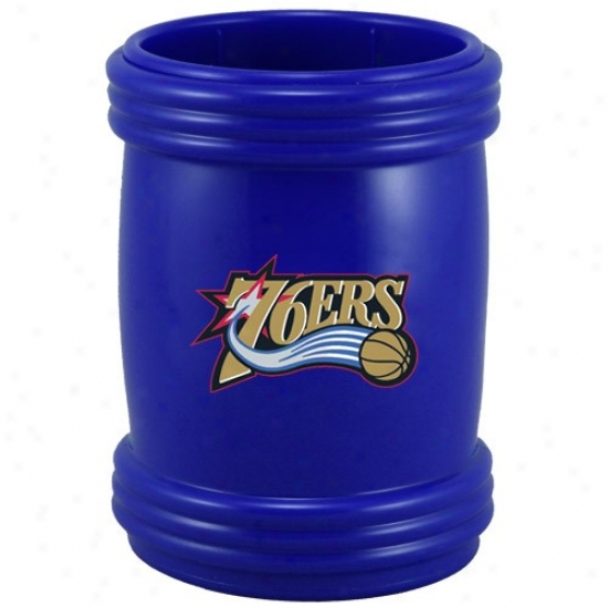 Philadeophia 76ers Royal Blue Magna-coolie Magnetic Beverage Holder