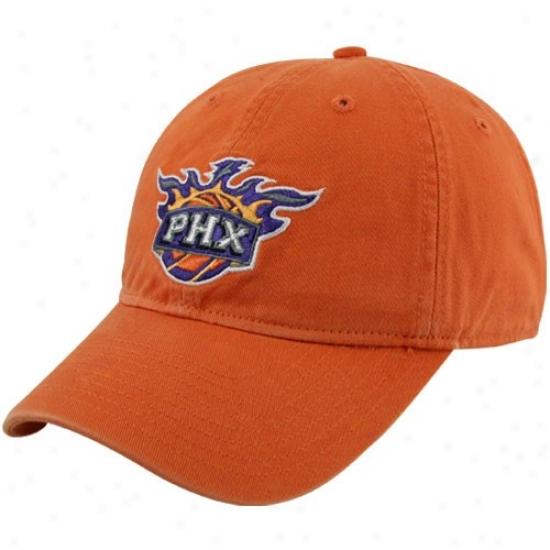 Phoenix Sun Haf : Adidas Phoenix Sunshine Orange Basic Logo Slouch Hat