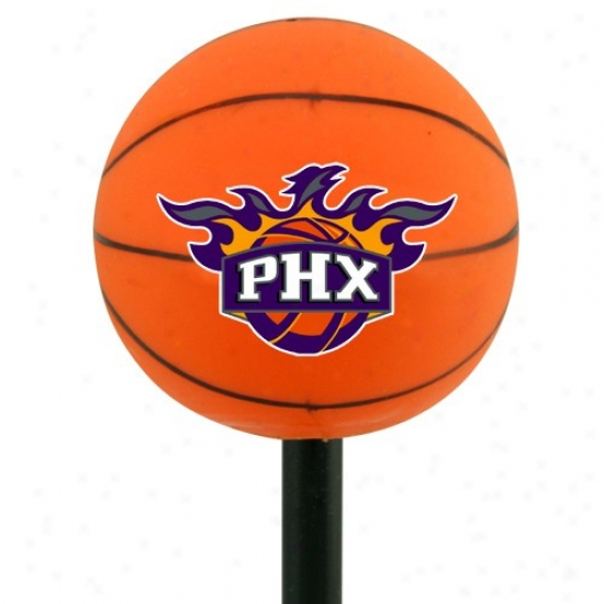 Phoenix Suns Basketball Antenna Topper