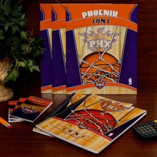 Phoenix Suns School oCmbo Pack