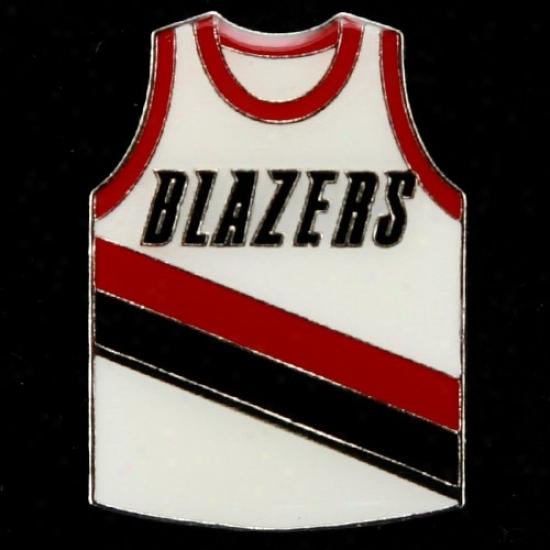 Portland Blazer Gear: Portland Blazer Team Jersey Pin
