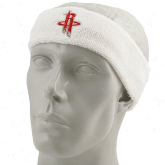 Rocmets Hat : Adidas Rockest White L0go Headband