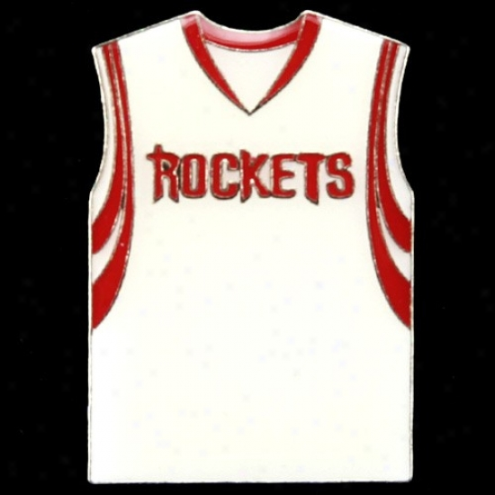 Rockets Hats : Rockets Team Jersey Pin