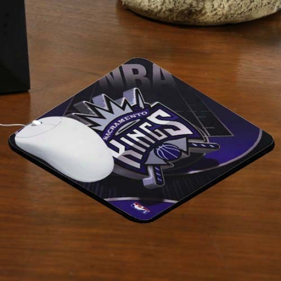 Sacramento Kings Team Logo Neop5ene Mousepad