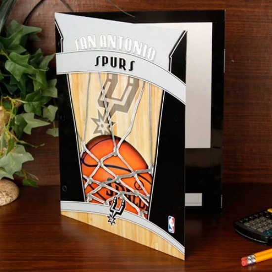 San Antonio Spurs Team Folder