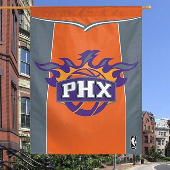 Suns Flag : Suns 27x37 Team Logo Flag Flag