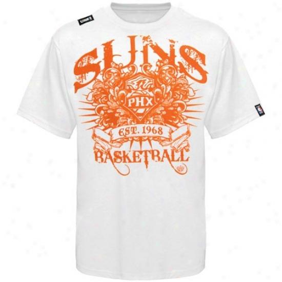 Sund Tshirts : Suns White Beastmaster Tshirts