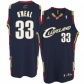 Cavaliers Jerseys : Adidas Cavaliers #33 Shaquille O'neal Navy lBue Swingman Basketbal1 Jerseys