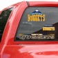 Denver Nuggets 11x17 Window Clings Sheet