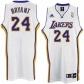 Los Angeles Lakers Jerseys : Adidas Los Angeles Lqkers #24 Kobe Bryant White Swingman Basketball Jerseys