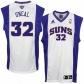 Phoenix Suns Jersey : Adidas Phoenix Suns #32 Shaquille O'neal White Replica Basketbball Jersey