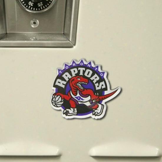 Toronto Raptors High Definition Magnet