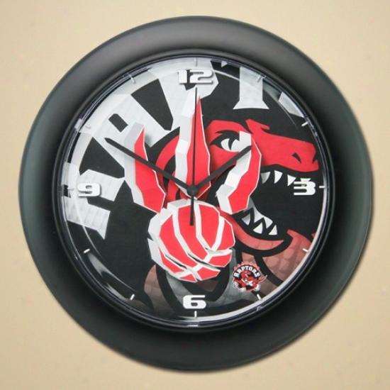 Toronto Raptors High Definition Wall Clock