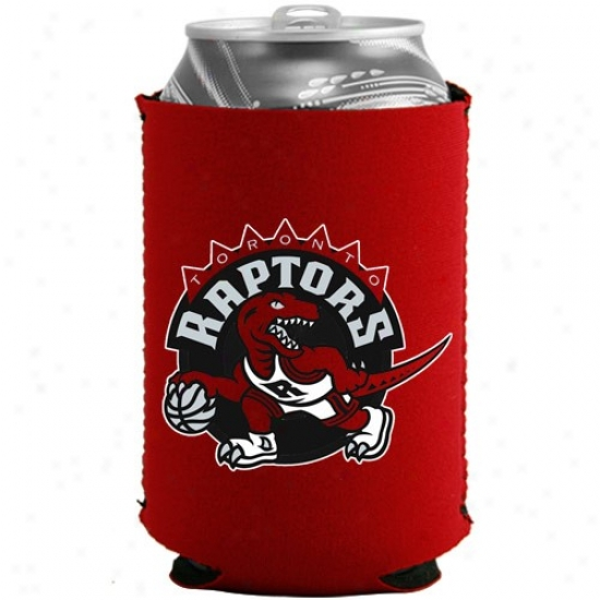 Toronto Raptors Red Collapsible Be able to Coolie