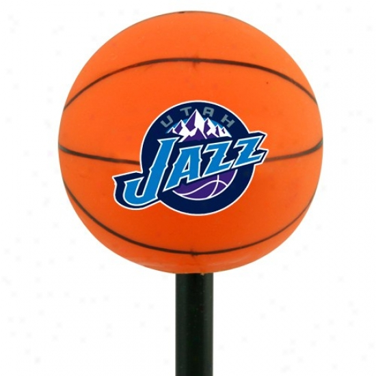 Utah Jazz Basketball Antenna Topper