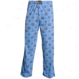 Utah Jazz Light Blue My Team Pajama Pants