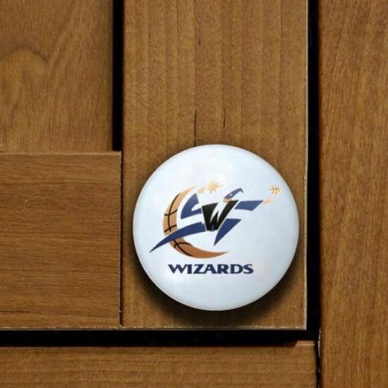 Washington Wizards Team Logo Cabinet Knob