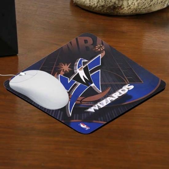 Washingt0n Wizards Team Logo Neoprene Mousepad