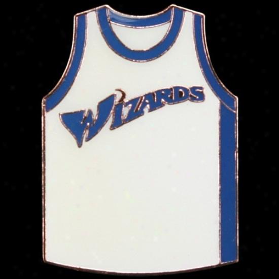 Wiazrds Caps : Wizards Twam Jersey Pin
