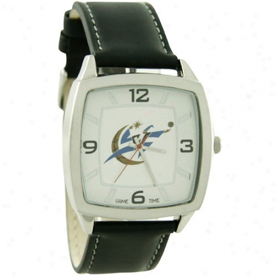 Wizards Watch : Wizards Retro Watch W/ Leather Band