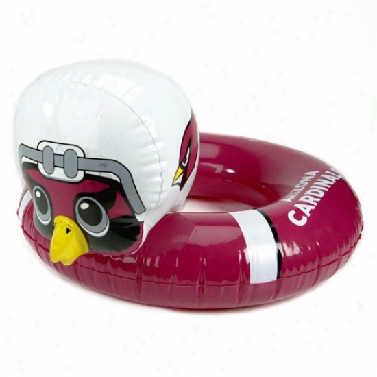 Arizona Cardinals 24-inch Mascot Inner Tube
