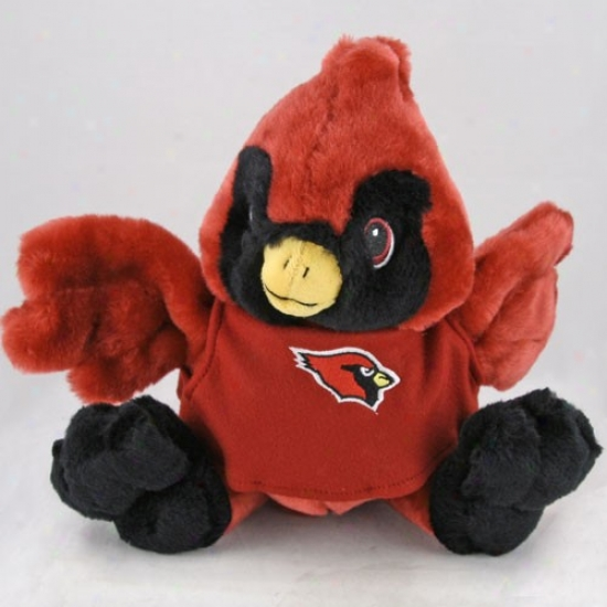 """arizona Cardinals 9"""" Plush Mascot"""