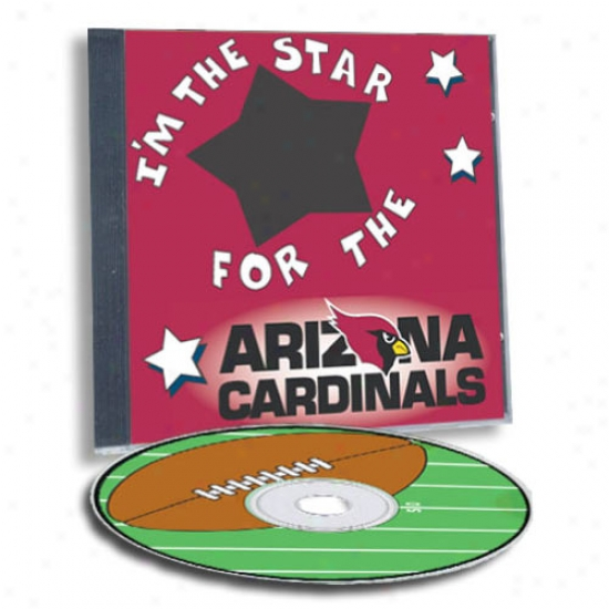 Arizona Cardinals Game Illustrious personage Custom Sports Cd